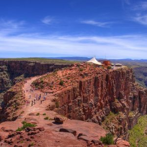 TOUR GRAN CANYON AUTOBUS – WEST RIM