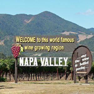 NAPA VALLEY & SONOMA (WINE COUNTRY)
