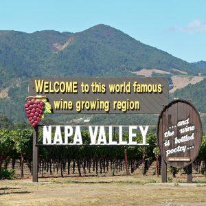 NAPA VALLEY & SONOMA (WINE COUNTRY)