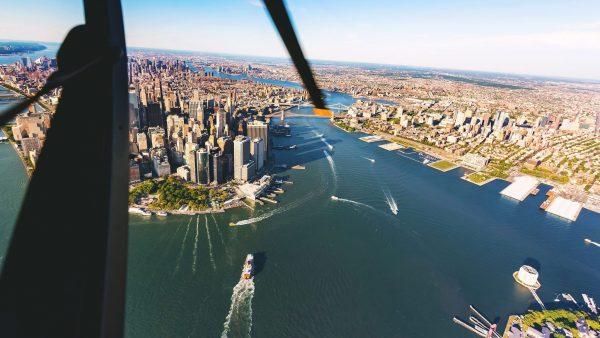 NEW YORKER TOUR EN HELICÓPTERO